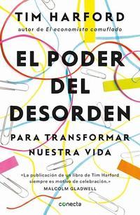 Libro EL PODER DEL DESORDEN