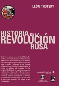 Libro HISTORIA DE LA REVOLUCION RUSA ( 2 TOMOS )