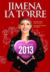 Libro PREDICCIONES 2013  EL AÑO DE GEMINIS