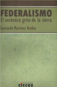 Libro FEDERALISMO