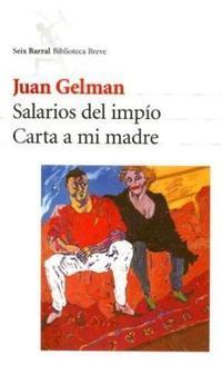 Libro SALARIOS DEL IMPIO CARTAS A MI MADRE