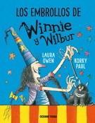 Libro LOS EMBROLLOS DE WINNIE Y WILBUR
