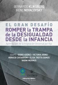Libro EL GRAN DESAFIO