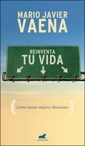 Libro REINVENTA TU VIDA
