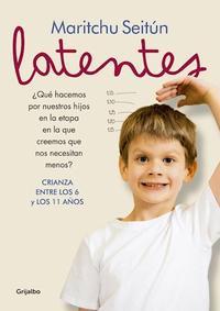 Libro LATENTES