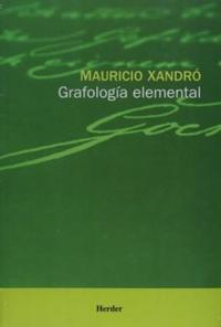 Libro GRAFOLOGIA ELEMENTAL