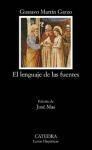 Libro EL LENGUAJE DE LAS FUENTES