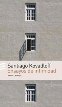 Libro ENSAYOS DE INTIMIDAD