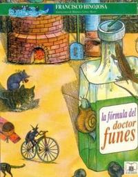Libro LA FORMULA DEL DOCTOR FUNES