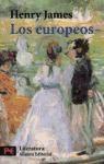 Libro LOS EUROPEOS