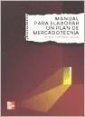 Libro MANUAL PARA ELABORAR UN PLAN DE MERCADOTECNIA