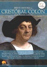 Libro BREVE HISTORIA DE CRISTOBAL COLON