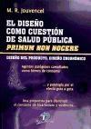 Libro EL DISEÑO COMO CUESTION DE SALUD PUBLICA