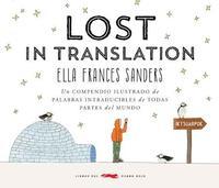 Libro LOST IN TRANSLATION
