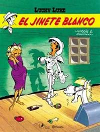 Libro 4. EL JINETE BLANCO  LUCKY LUKE