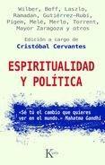 Libro ESPIRITUALIDAD Y POLITICA