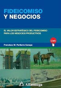 Libro FIDEICOMISO Y NEGOCIOS
