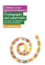 Libro PEDAGOGIA DEL ABURRIDO