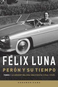 Libro PERON Y SU TIEMPO (#1)