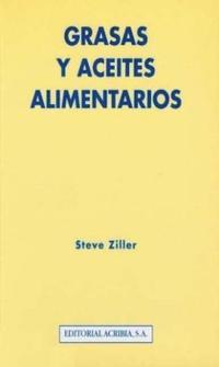 Libro GRASAS Y ACEITES ALIMENTARIOS