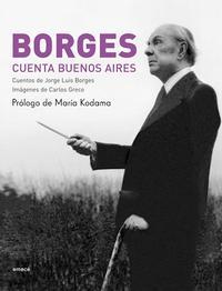 Libro BORGES CUENTA BUENOS AIRES