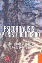 Libro PSICOANALISIS Y EXISTENCIALISMO