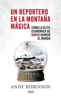 Libro UN REPORTERO EN LA MONTAÑA MAGICA