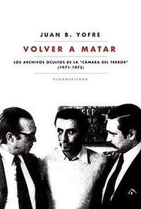 Libro VOLVER A MATAR