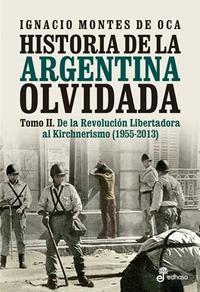 Libro 2. HISTORIA DE LA ARGENTINA OLVIDADA