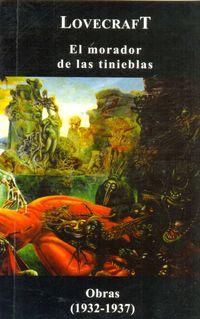 Libro EL MORADOR DE LAS TINIEBLAS