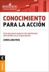 Libro CONOCIMIENTO PARA LA ACCION