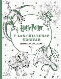 Libro HARRY POTTER Y LAS CRIATURAS MAGICAS