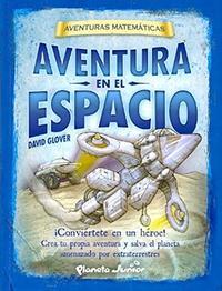 Libro AVENTURA EN EL ESPACIO