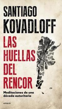 Libro LAS HUELLAS DEL RENCOR