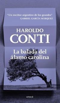 Libro LA BALADA DEL ALAMO CAROLINA