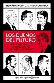 Libro LOS DUEÑOS DEL FUTURO