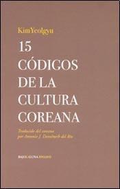 Libro 15 CODIGOS DE LA CULTURA COREANA
