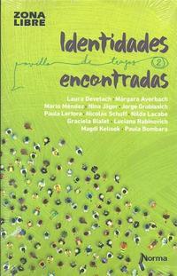Libro IDENTIDADES ENCONTRADAS
