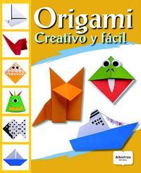 Libro ORIGAMI CREATIVO Y FACIL