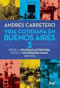 Libro 3. VIDA COTIDIANA EN BUENOS AIRES
