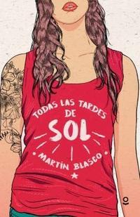 Libro TODAS LAS TARDES DE SOL