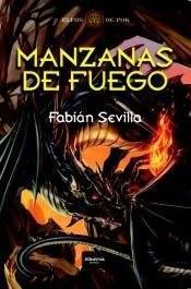 Libro MANZANAS DE FUEGO