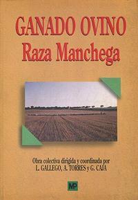 Libro GANADO OVINO RAZA MANCHEGA
