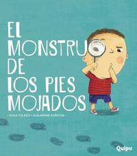 Libro EL MONSTRUO DE LOS PIES MOJADOS