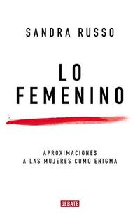 Libro LO FEMENINO