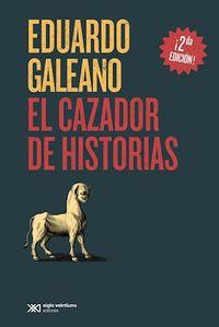 Libro EL CAZADOR DE HISTORIAS