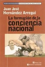 Libro LA FORMACION DE LA CONCIENCIA NACIONAL