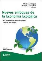 Libro NUEVOS ENFOQUES DE LA ECONOMIA ECOLOGICA