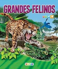 Libro GRANDES FELINOS