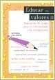 Libro 2. EDUCAR EN VALORES